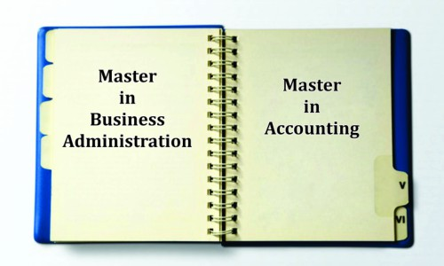Difference Between Mba and Masters in accounting