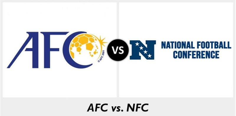 Difference between AFC and NFC
