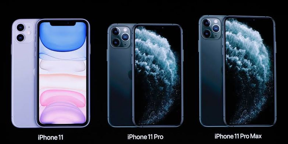 Difference between iPhone 11, iPhone 11 Pro, and iPhone 11 ...